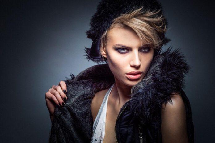 Makijaż fashion