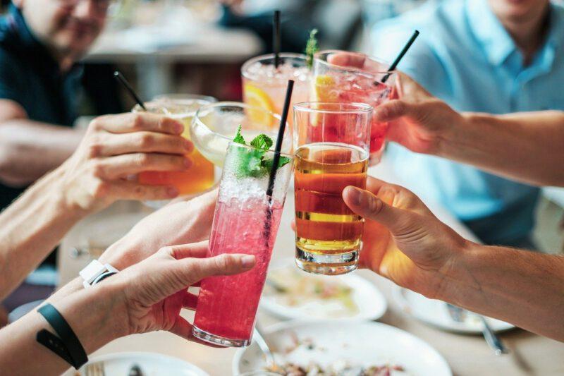 najmniej kaloryczny alkohol